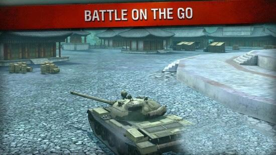 坦克世界闪电战截图4