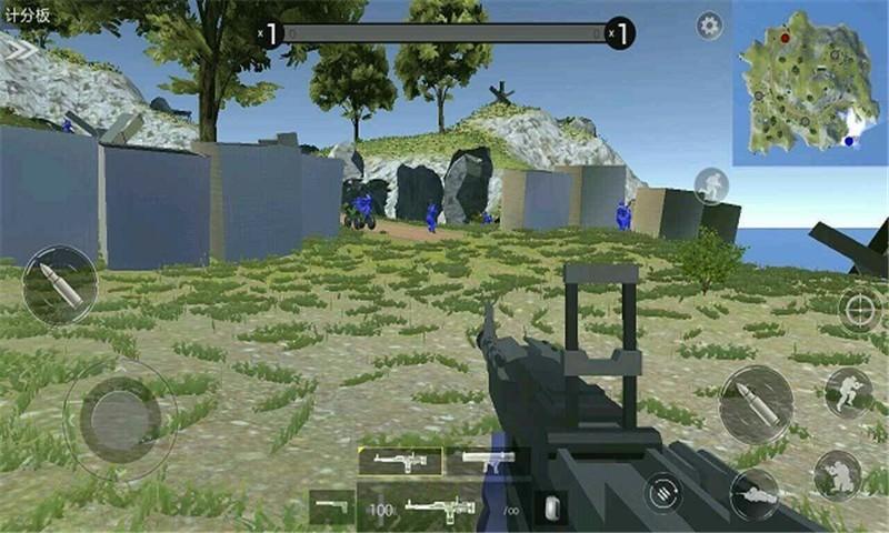 战地模拟器截图2
