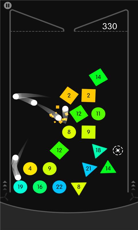 物理弹球截图4