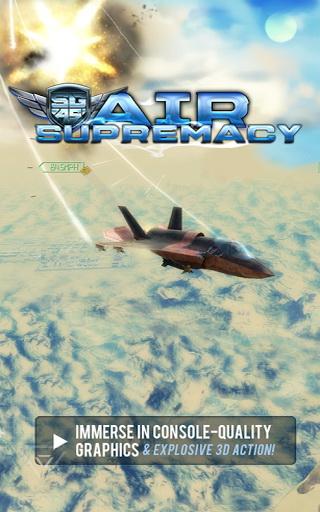 sky gamblers: air supremacy截图1