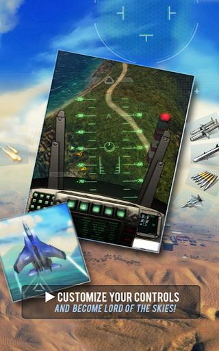 sky gamblers: air supremacy截图4