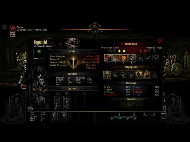 darkest dungeon截图4