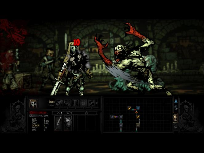 darkest dungeon截图2