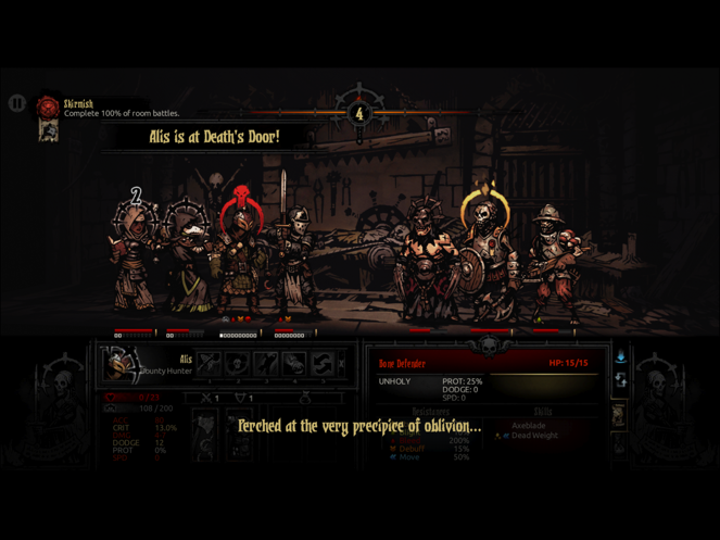 darkest dungeon截图1